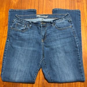 Old Navy the sweetheart bootcut jeans